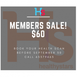 [Healthystars] 10 years Anniversary Sale - members only!