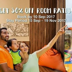 [eXplorerkid] Exclusive staycation deal for Baby & Junior Race participants at D'Resort!