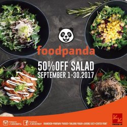 [CHICKEN UP] DUE TO OVERWHELMING POPULAR DEMANDWe are EXTENDING our Exclusive Food Panda offer this September!