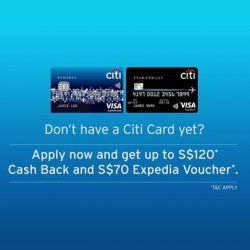 [Citibank ATM] Can't wait for your vacation?