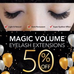 [Dreamlash] 4 Years, 5500+ Clients, 50000+ Perfect set of lashes completed!