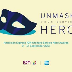 [American Express] Get S$5 mall voucher* - Vote for a service staff in American Express ION Orchard Service Hero Awards.
