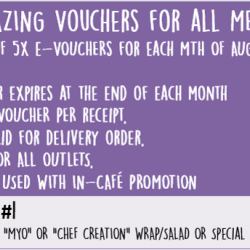 [Simply Wrapps] Oct's 5x Amazing Voucher 1!