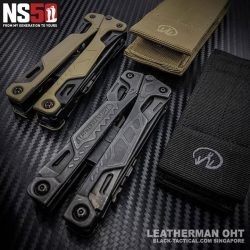 [Black-Tactical.com] Use your NS50 Vouchers and get the Leatherman OHT Multitool and Sheath at a Special Military and Police Price!