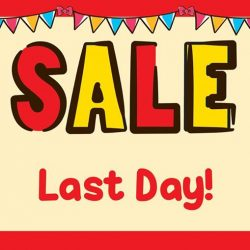 [Sanrio Gift Gate] Last Day for Sanrio Gift Gate's Annual Sales 2017!