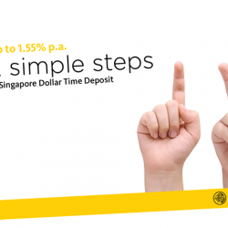 [Maybank ATM] Here are 2 easy steps to earn higher interest rate.
