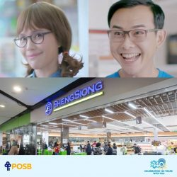 [POSB Autolobby] Meet Bryan Wong and Zoe Tay and make your Saturday a highlight on 9 Sep!