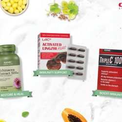 [GNC Live Well Singapore] Did you know that digestion and immunity work hand in hand?