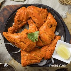 [foodpanda] Choose tandoori, choose Delhi Chilli.