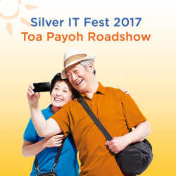 [M1] M1 is proud to be a key sponsor for IMDA's Silver IT Fest 2017!