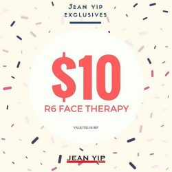 [Enjoy by Jean Yip] Beauty care is one ritual we cannot live without.