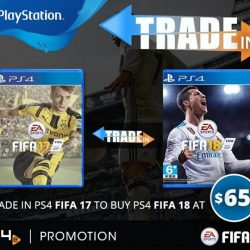 [PLAYe] FIFA 18 Trade in deal!
