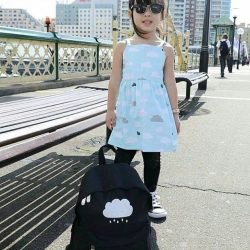 [PriviKids] Last pieces of these popular black cloud backpacks on sale, get yours now as they won't be back!