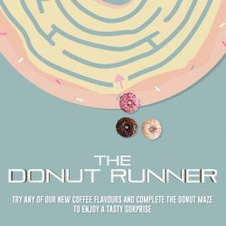 [Costa Coffee Singapore] DONUT get lost on your way to finding your tasty reward.