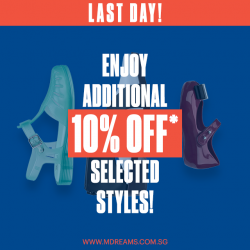 [Melissa] Last pair, last chance and LAST DAY to enjoy additional 10% off selected styles.