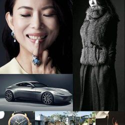 [Larry Jewelry] Thank you Prestige for the great coverage of LAZARE.