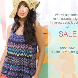 [Jooniper] We've just added some coveted styles from our maternity and nursing wear collection to the SALE section.