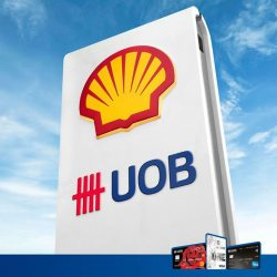 [UOB ATM] Pump at Shell and enjoy up to 20.