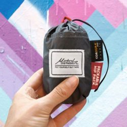 [X-Boundaries (Montbell, Icebreaker, CAMP)] Matador Waterproof Daylite Hip Pack is the perfect hands free place to keep your essentials.