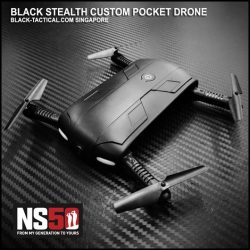 [Black-Tactical.com] Use your NS50 Vouchers to get a Pocket Drone @ Black-Tactical.