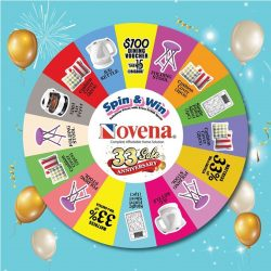 [Novena] Exclusively at Shaw Plaza outlet!