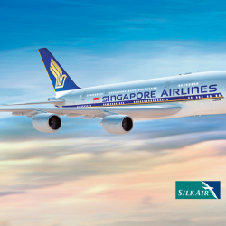 [American Express] There's no better time to start planning for your 2018 dream getaway with Singapore Airlines  and SilkAir.