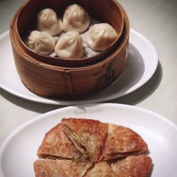 [Food Republic] Celebrate TGIF lunch with your work buddies and baskets of bulbous Xiao Long Bao and fried pancakes.