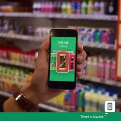 [7-Eleven Singapore] Shake to win freebies once you've collected 10 stamps on our 7REWARDS app!