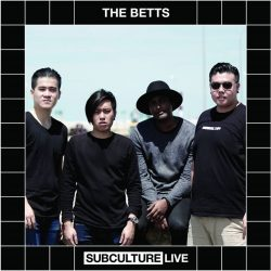 [Fred Perry] Fresh off Pop-Up Noise: The Great Singapore Replay, indie rock outfit The Betts (https://goo.