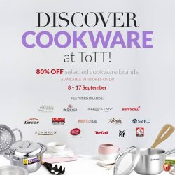 [ToTT Store] Like any good workspace, your kitchen needs good tools to make cooking a seamless, fun and delicious adventure.