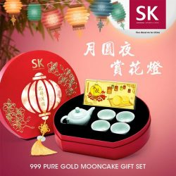[SK Jewellery] Mid-Autumn Festival is around the corner.