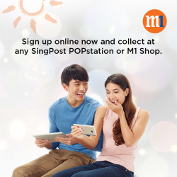 [M1] Enjoy free delivery and exclusive premiums when you sign up or re-contract with Xiaomi Mi 6, LG G6, Huawei