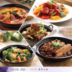 [Crystal Jade Steamboat Kitchen] Love our wok-fried specialities?