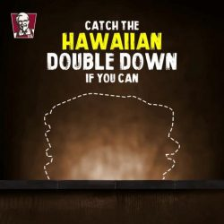 [KFC Singapore] Unapologetic about your love for the Double Down?