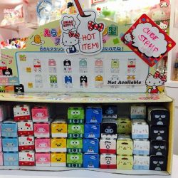 [Sanrio Gift Gate] Cute little Sanrio characters stamp at only $2.