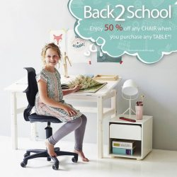 [FLEXA] It's our back to school sale!