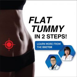 [ClearSK® Medi-Aesthetics] Flat Tummy in 2 Steps!