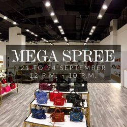 [Reebonz] Do you know Reebonz Mega Spree is also taking place at our newly opened store at VivoCity?