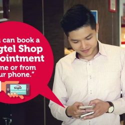 [Singtel] Free up your time for the important things in life.