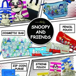 [URBANWRITE] Get your Snoopy & Friends merchandise now at all UrbanWrite stores!