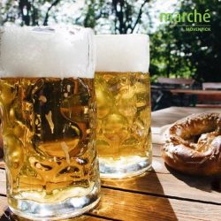 [Marché Mövenpick Singapore] Kick off this year's Oktoberfest with Marché Mövenpick restaurants!