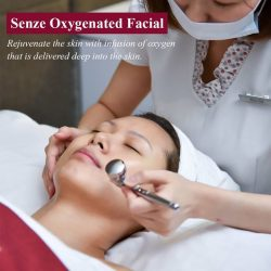 [SK-II Boutique Spa] Using the latest technology, the Senze Oxygenated Facial rejuvenates your skin through the infusion of oxygen that is delivered deep