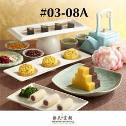 [VivoCity] Feast like royalty with Paradise Dynasty's exquisite Northern China desserts.