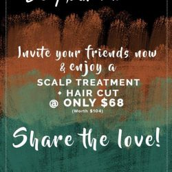 [De Hair Studio] SHARE THE LOVE!