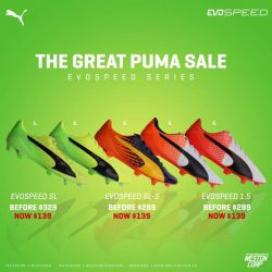 [WESTON CORP] The Great Puma Sale Is On Now at Weston Stores And Online www.