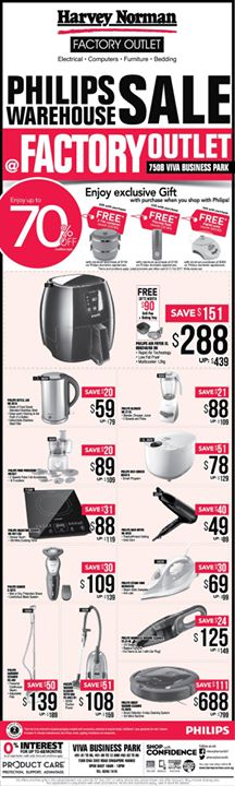 [Harvey Norman] Missed out on IT deals at last week's tradeshow?