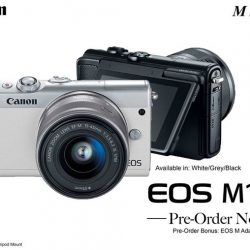 [M S Color] Dear Valued Customers,Canon EOS M100 is now available for pre-order!