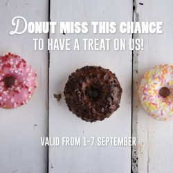 [Costa Coffee Singapore] Something sweet and yummy is rolling in this September!