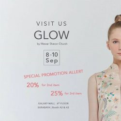 [Sissae] Visit us today at GLOW , Galaxy mall , 6th Floor , Surabaya!