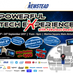 [Newstead Technologies] Are you a tech enthusiast?